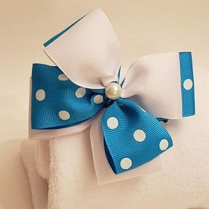 Other - 3× $20 Handmade Ribbon Girls bow